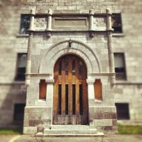 Entrée, Collège Saint-Laurent (Ville Saint-Laurent)